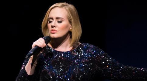Adele Grammy.com