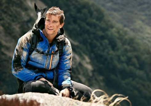 Bear Grylls - The independent