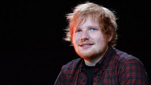 Ed Sheeran BBC