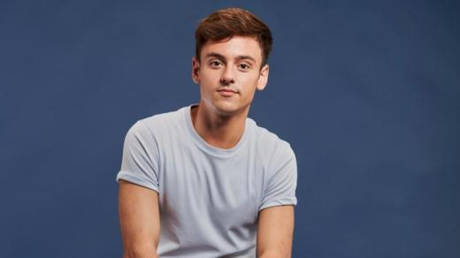 Tom Daley - The Times